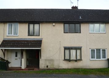 Thumbnail 3 bedroom terraced house for sale in St Catherines Close, Stoke Aldemoor, Coventry, West Midlands