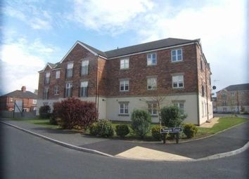 Thumbnail 2 bed flat for sale in Temple Court, Wakefield