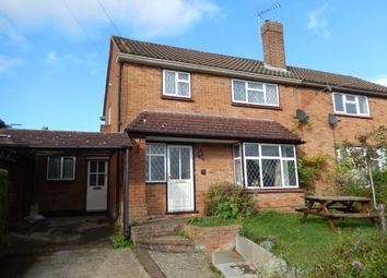 Thumbnail 3 bed semi-detached house for sale in Ivinghoe Road, Rickmansworth