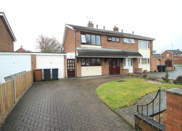 Thumbnail 3 bed semi-detached house for sale in Outlands Drive, Hinckley