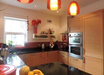 Thumbnail 3 bedroom maisonette to rent in Newtown Road, Hove