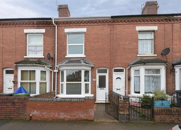 Thumbnail 2 bed terraced house for sale in Vauxhall Street, Worcester