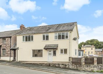 Thumbnail 3 bed end terrace house for sale in Brecon, Powys LD3,