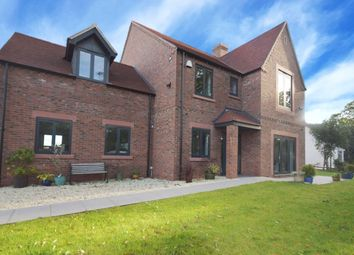 Thumbnail 4 bed detached house for sale in Mile Bank, Whitchurch, Shropshire