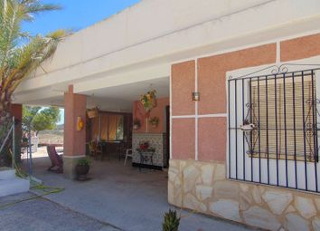 Thumbnail 4 bed villa for sale in Tres Hermanas, Aspe, Alicante, Valencia, Spain