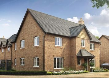Thumbnail 5 bedroom detached house for sale in Armscote Road, Newbold-On-Stour, Warwickshire