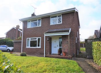 Thumbnail 4 bed detached house for sale in Covert Rise, Chester