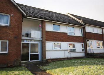 Thumbnail 1 bed flat for sale in Kinnoul Place, Blantyre, Glasgow