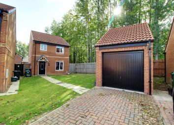 Thumbnail 3 bed detached house for sale in Maple Avenue, Catterick Garrison, North Yorkshire