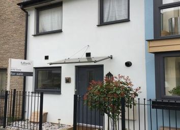 Thumbnail 2 bedroom terraced house for sale in Hooe, Plymouth, Devon