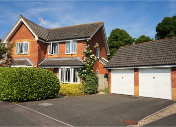 Thumbnail 5 bed detached house for sale in Blenheim Way, Southmoor