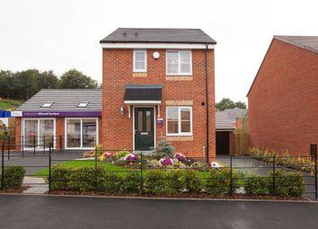 Thumbnail 3 bedroom detached house for sale in Ryder Grove, Talke, Stoke-On-Trent