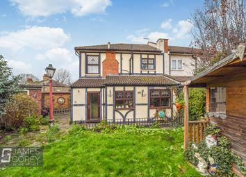 Thumbnail 3 bed semi-detached house for sale in Mcleod Road, Abbey Wood