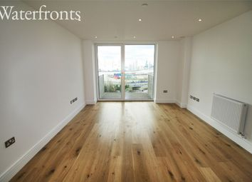 Thumbnail 1 bed flat to rent in Thanet Tower Royal Gateway
