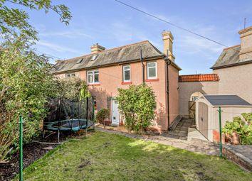 Thumbnail 3 bed semi-detached house for sale in 17 Northfield Crescent, Northfield, Edinburgh