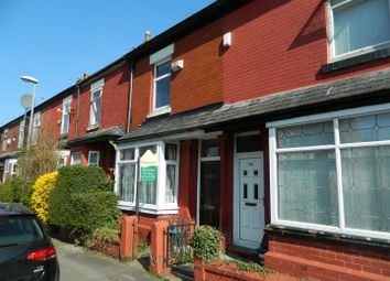 Thumbnail 2 bedroom terraced house to rent in Henderson Street, Burnage, Manchester