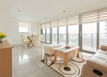 Thumbnail 2 bed flat for sale in Triton Building, 20 Brock Street, London
