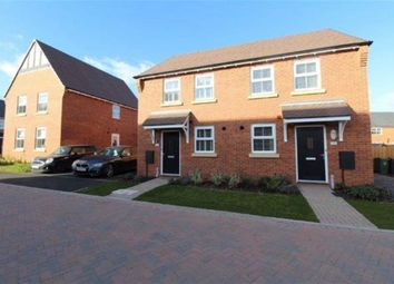 Thumbnail 2 bed semi-detached house for sale in Cuckoo Close, Long Itchington, Southam