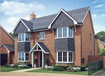 Thumbnail 4 bedroom detached house for sale in The Oak, Kings Street, Yoxall, Staffordshire