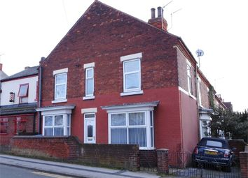 Thumbnail 2 bed end terrace house for sale in Clarence Road, Worksop, Nottinghamshire