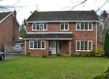 4 bed detached house for sale in Ashford Hill Road, Headley, Thatcham RG19