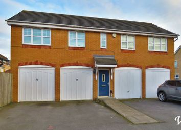 Thumbnail 2 bed flat for sale in Hawksworth Crescent, Chelmsley Wood, Birmingham