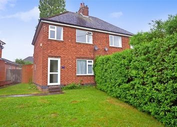 Thumbnail 3 bed semi-detached house for sale in Charter Avenue, Canley, Coventry, West Midlands
