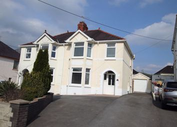 3 bed semi-detached house to rent in Lime Grove Avenue, Carmarthen SA31