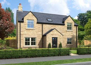 Thumbnail 4 bedroom detached house for sale in Holmefield, Embleton, Northumberland