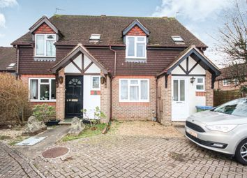 Thumbnail 2 bed terraced house to rent in Byron Close, Horsham, West Sussex