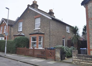 Thumbnail 2 bed semi-detached house to rent in Northcote Road, New Malden