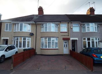 Thumbnail 3 bed terraced house for sale in Southbank Road, Coundon, Coventry, West Midlands