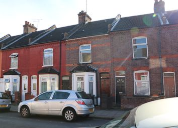 Thumbnail 2 bedroom terraced house for sale in Oak Road, Luton