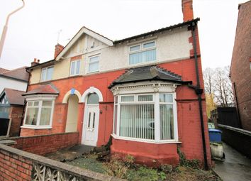 Thumbnail 4 bed semi-detached house for sale in Ashfield Avenue, Mansfield