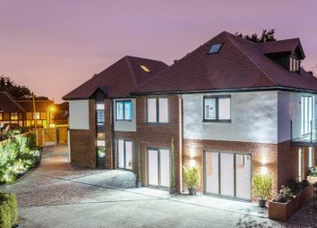 Thumbnail 2 bed flat for sale in 1 Grosvenor Lodge, Eden Lodges, Chigwell
