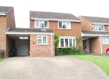 Thumbnail 4 bed detached house to rent in Elm Road, Faringdon