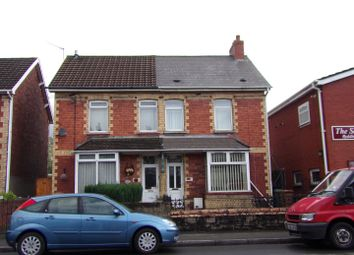 Thumbnail 2 bed property for sale in Commercial Street, Risca, Newport