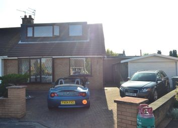 Thumbnail 3 bed bungalow for sale in Ellisland, Blackpool