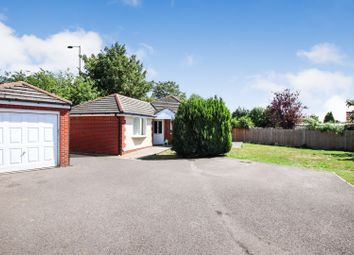 Thumbnail 3 bed bungalow for sale in Hunts Pond Road, Park Gate, Southampton