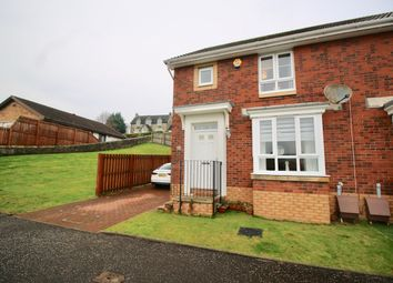 Thumbnail 3 bed semi-detached house for sale in 47, Hoggan Path, Cumbernauld Road, Longcroft