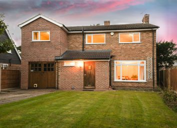 Thumbnail 5 bed detached house for sale in Lamcote Gardens, Radcliffe-On-Trent, Nottingham