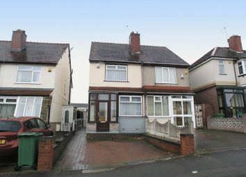 Thumbnail 2 bedroom semi-detached house for sale in Dudley, Netherton, Cradley Road