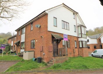 Thumbnail 1 bed terraced house for sale in Brissenden Close, Upnor, Rochester