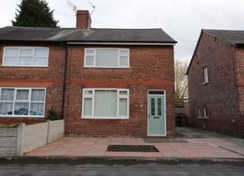 Thumbnail 2 bed semi-detached house to rent in Oak Avenue, Cadishead, Manchester