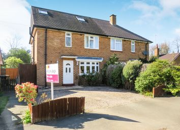 Thumbnail 4 bedroom semi-detached house for sale in Broomfields Close, Solihull