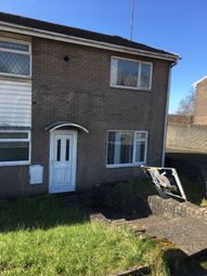 Thumbnail 3 bed end terrace house to rent in Tir Einon, Llanelli