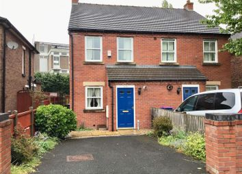 Thumbnail 2 bed semi-detached house for sale in Leonard Street, Oakengates