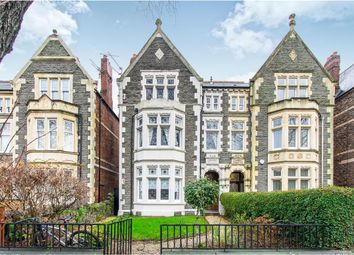 Thumbnail 1 bed flat to rent in 52 Cathedral Road, Pontcanna, Cardiff