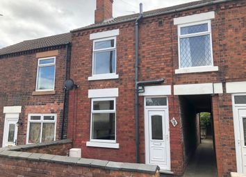 Thumbnail 3 bed terraced house to rent in Church Street, Waingroves, Ripley