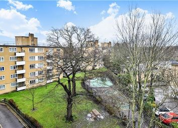 Thumbnail 3 bed flat for sale in Weir Road, London